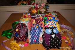 Party Make - Owls