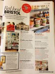 Red magazine - Red Local Bristol, Oct 2013