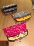 3 clasp purses