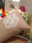 Envelope Cushion Cover (2hrs)