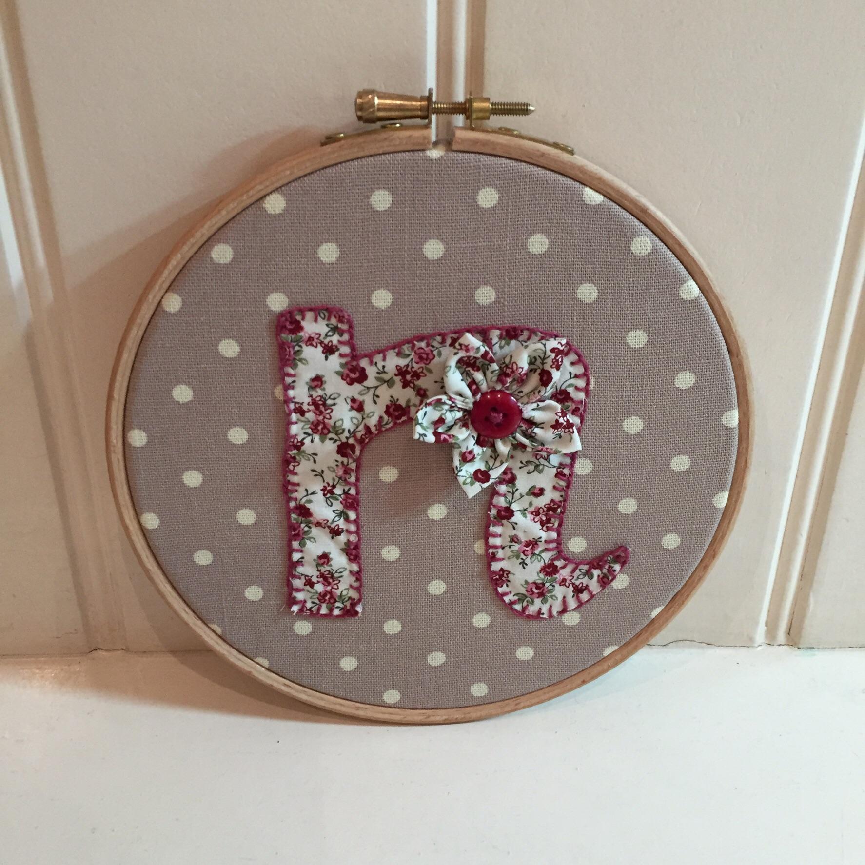 embroidery hoop art