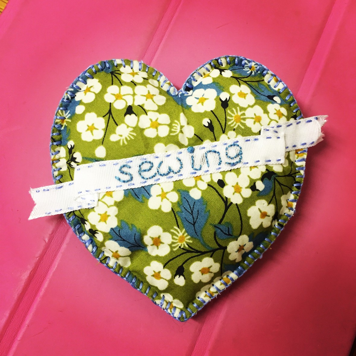 Soulful Sewing - Hand Sewing Evenings at Boston Tea Party